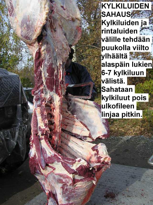 Lihan Leikkaus